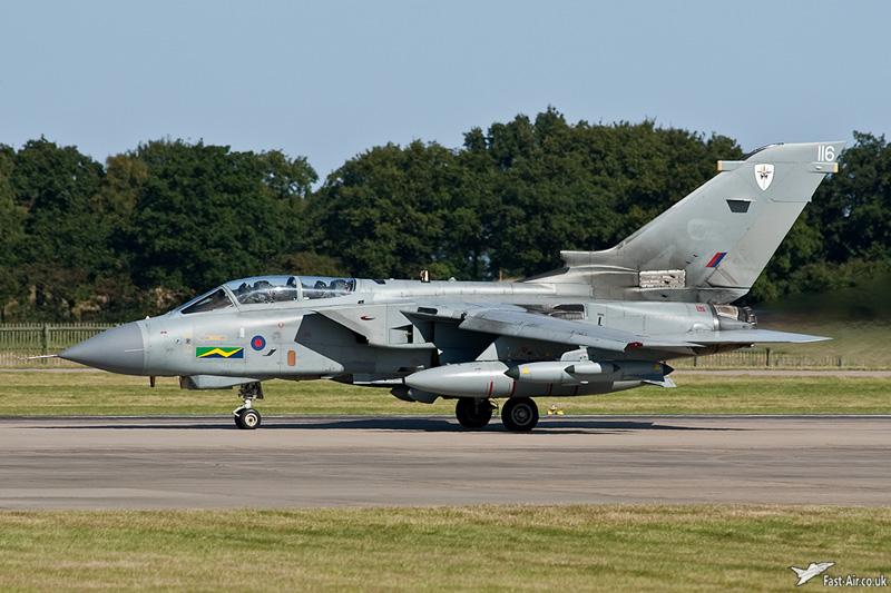Tornado GR4 ZE116