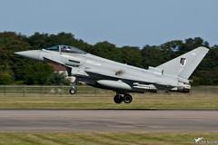 RAF Typhoon FGR4 ZJ945 unmarked