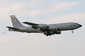 USAF KC-135R 57-1488 with drogue conversion kit