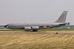 USAF KC-135R 62-3499 with MPRS pods