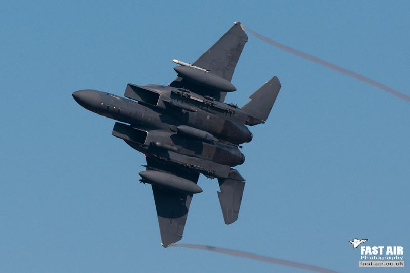 F-15E recce loadout