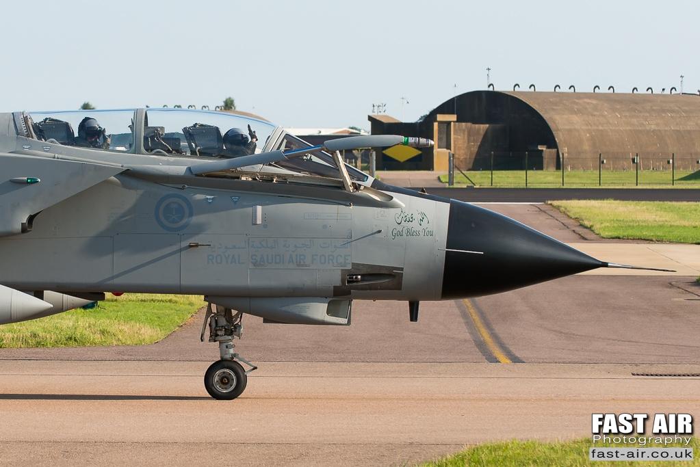 RSAF Tornado IDS 8306