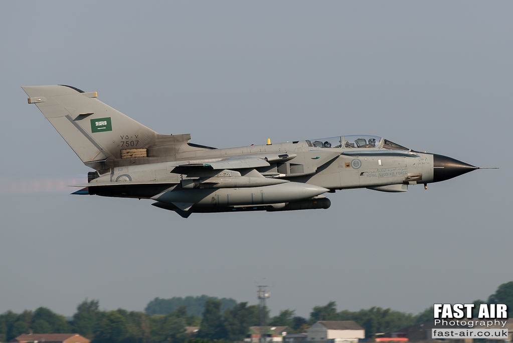 RSAF Tornado IDS 7507