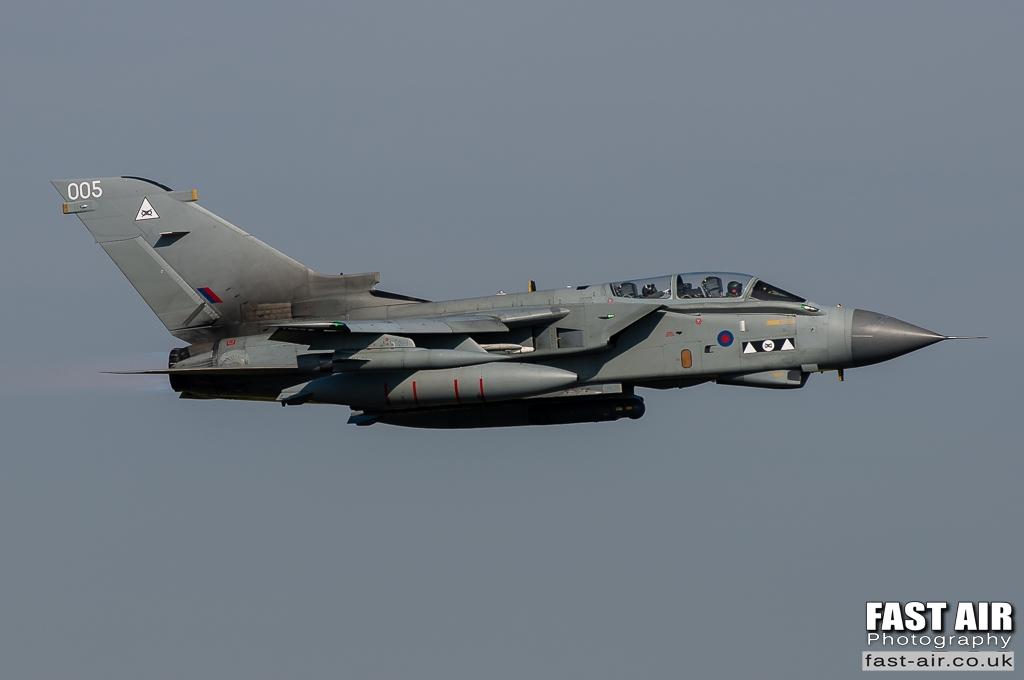 RAF Tornado GR4A ZA371