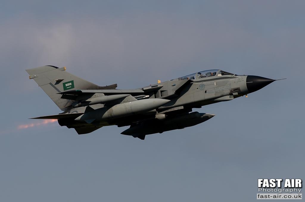 RSAF Tornado IDS 8312