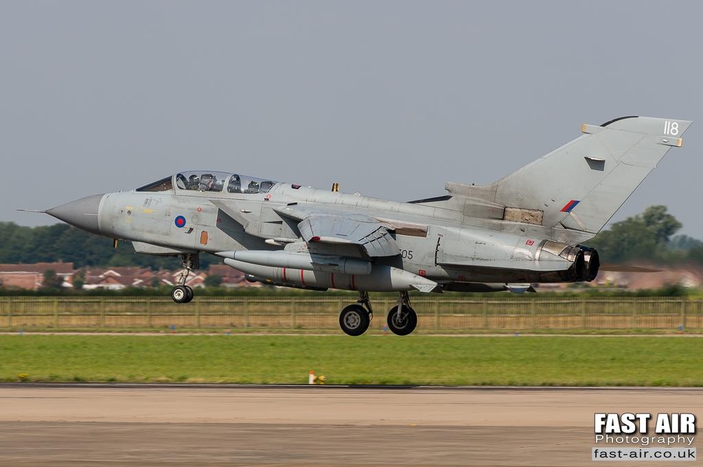 RAF Tornado GR4A ZG705