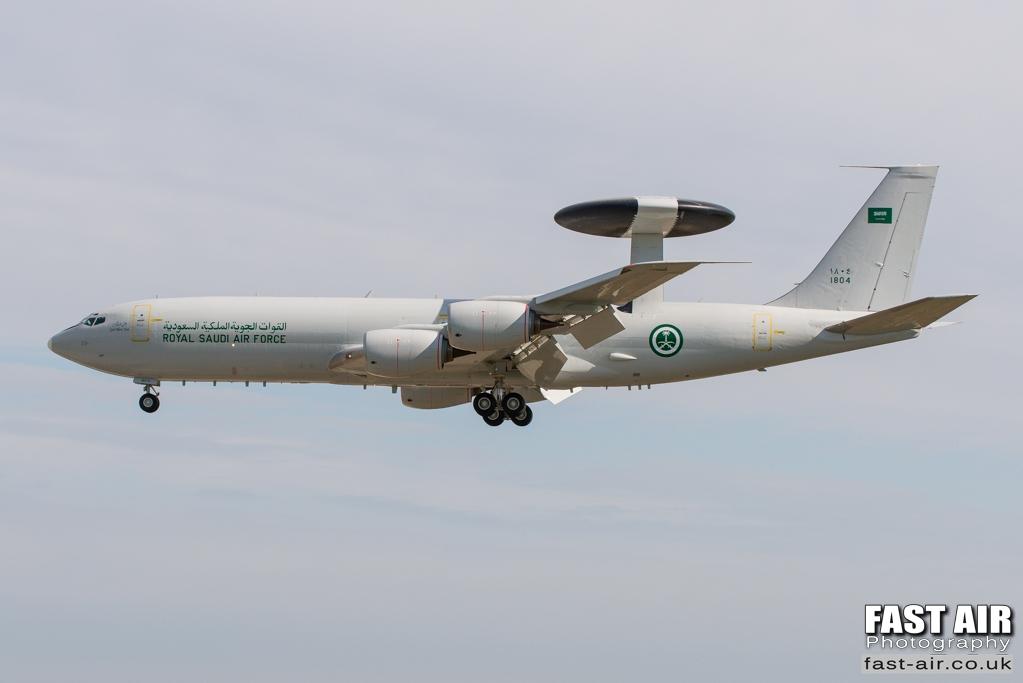 RSAF E-3A 1804