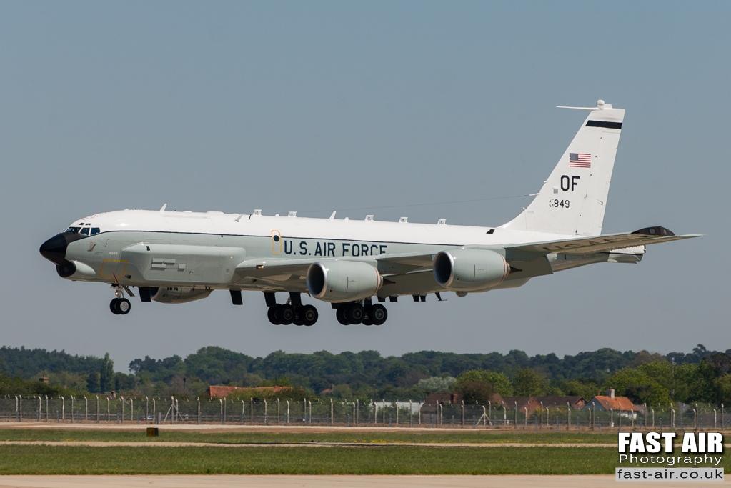 USAF RC-135U 64-14849
