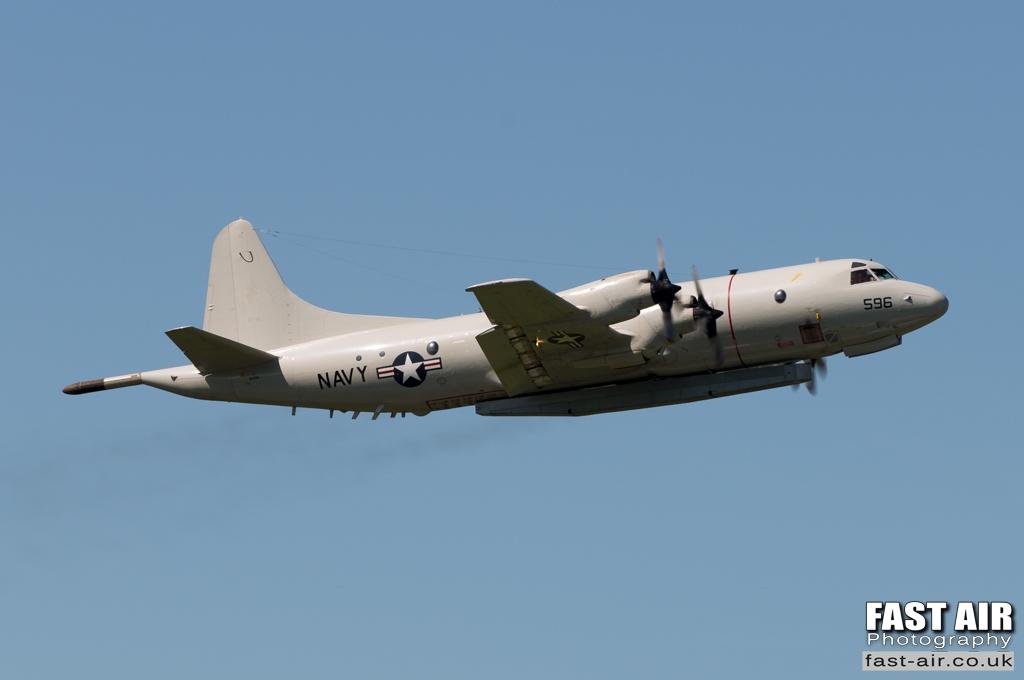 USN P-3C 161596