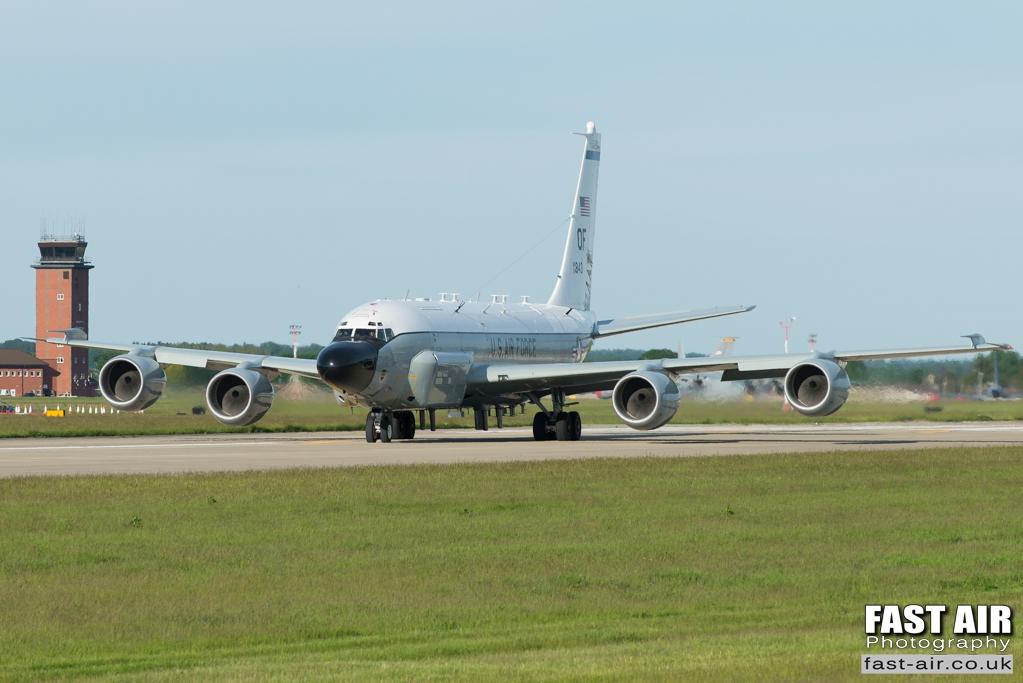 USAF RC-135V 64-14843