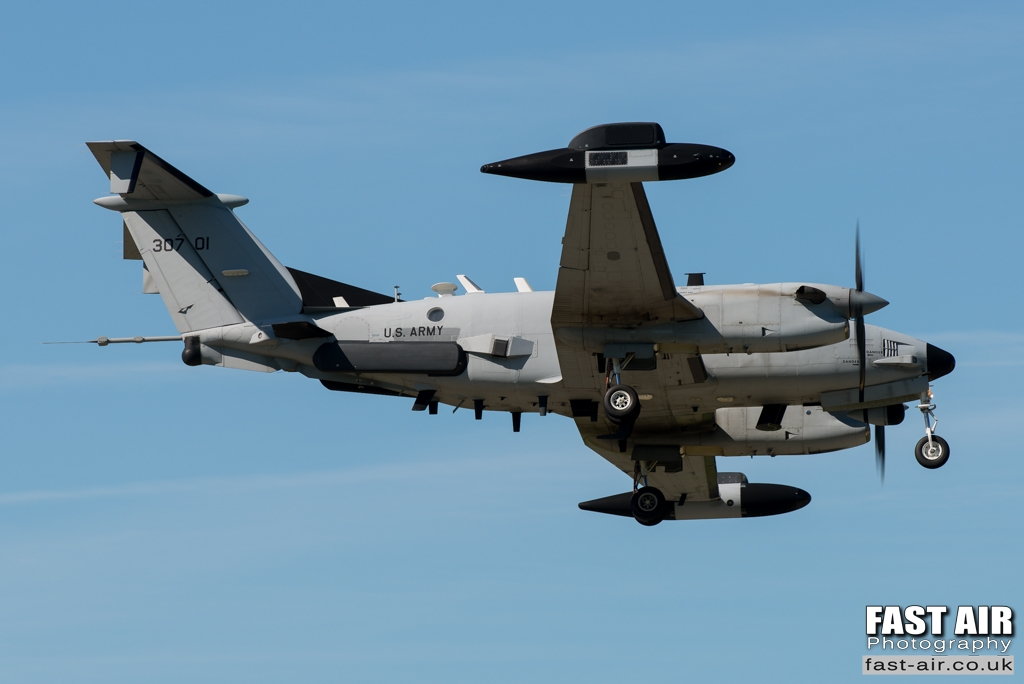 US Army RC-12X 93-0701
